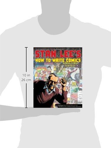 Stan lee how to write comics amazon