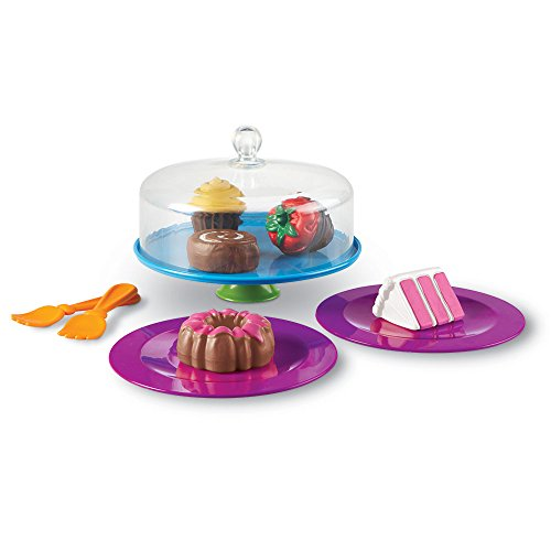 Learning Resources New Sprouts Just Desserts! (Play Dessert Food compare prices)