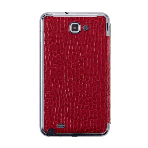 Anymode GALAXY Note SC-05D 専用Folio Cover Red MCLT005IRD