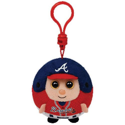 Atlanta Braves MLB Ballz Clip - 1