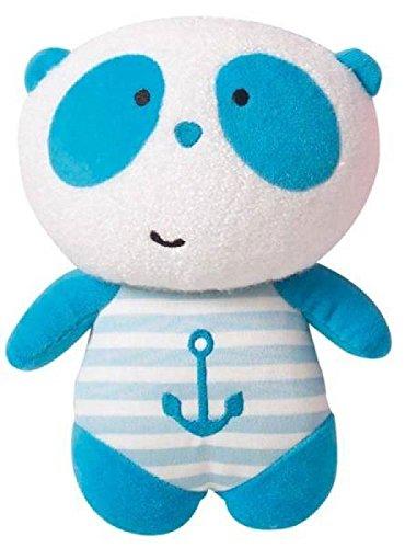 Luminou - Peluche Panda Marin Bleu - 20 cm