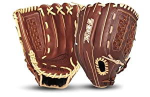 Louisville Slugger 125S1250 125 Series 12.5 in Outfield Pitcher Glove (Right Handed Throw)