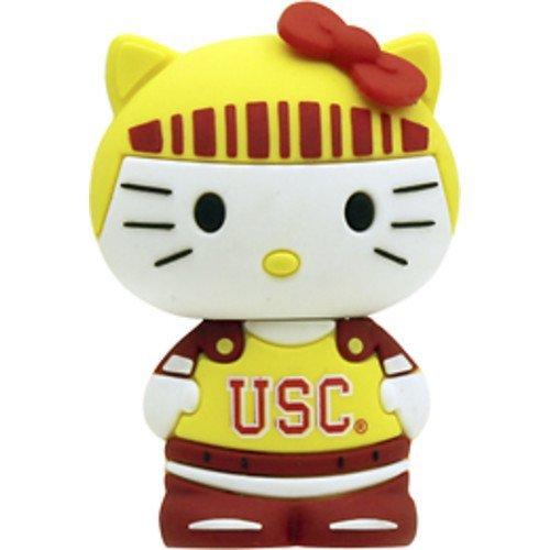 4GB USB Flash Drive - Hello Kitty + USC Trojans
