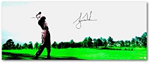 Tiger Woods Signed Autographed Sweet Swing 18X44 Color Photo # 100 UDA Upper Deck... by Upper Deck Authenticated