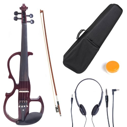 cecilio-l3-4cevn-l2na-left-handed-solid-wood-mahogany-metallic-electric-violin-with-ebony-fittings-i