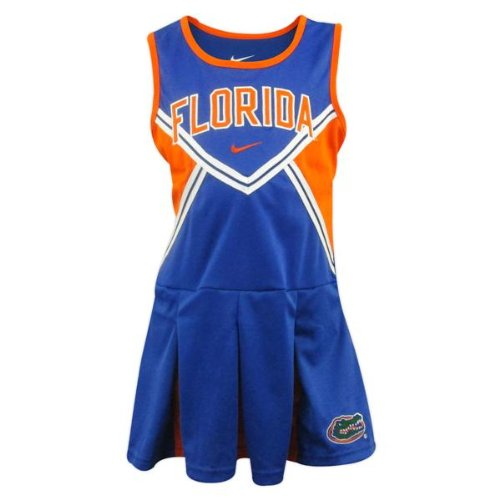 Florida Gators Girls Cheerleader Set from Nike:6X at Amazon.com