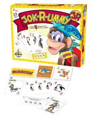 Jok-R-ummy Jr Classic Game