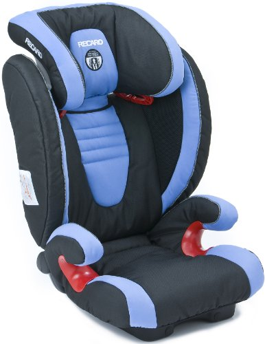 Recaro ProBooster High Back Booster Car Seat, Blue Opal