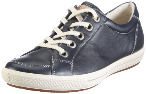 Ecco Summer Zone Women's Half Shoe Blue/Marine UK 4