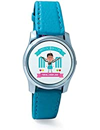 BigOwl Mom For All Your Love Women's Analog Wrist Watch 2239214536-RS2-S-TEA
