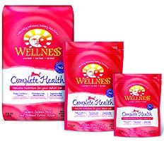 Detail image Wellness Complete Health Dry Cat Food, Salmon/Salmon Meal/Deboned Turkey Recipe, 12-Pound Bag
