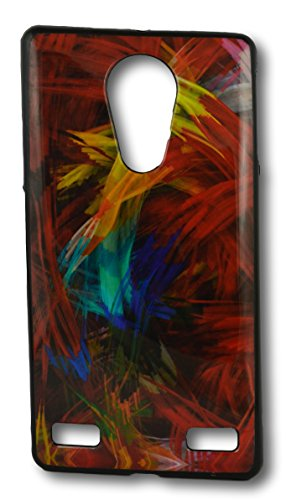 BlueArmor Sparkle Soft Back Cover Case For Yu Yureka Note 6000 YU6000 Design 18