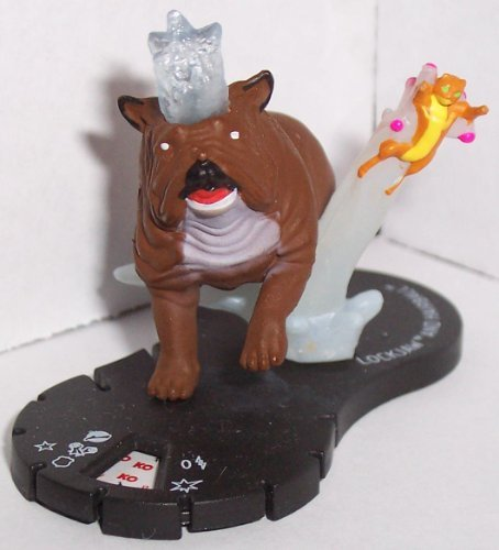 Marvel Heroclix Chaos War Lockjaw and Hairball SUPER RARE