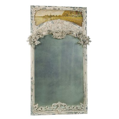 Vintage Dressing Table With Mirror front-175661