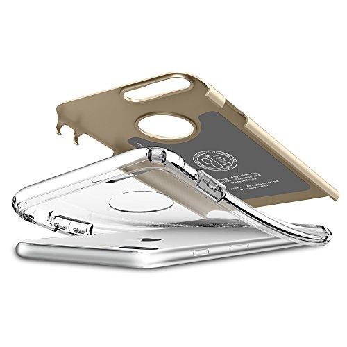 iPhone-7-Plus-Case-Spigen-Hybrid-Armor-AIR-CUSHION-Champagne-Gold-Clear-TPU-PC-Frame-Slim-Dual-Layer-Premium-Case-for-Apple-iPhone-7-Plus-043CS20699