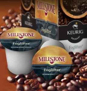 Millstone Foglifter K-Cups For Keurig Brewers 24 Count Box