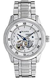 "Bulova Men's 96A118 ""BVA Series"" Dual Aperture Dial Watch"