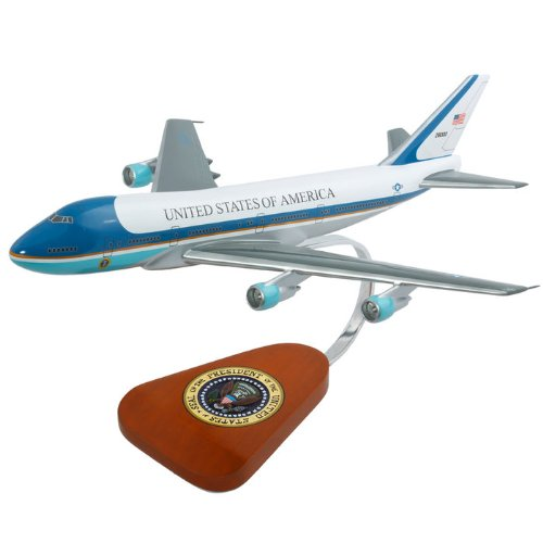 VC-25A Air Force One Hand-Cast Collectible Model