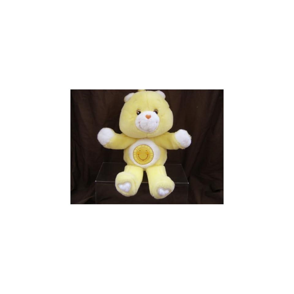 Hugs & Kisses Talking 10 Funshine Care Bear Plush Toy