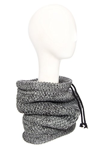 Unisex Snood Twist Head Scarf