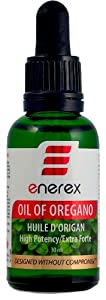 Enerex Oil of Oregano - Extra Strength - 30ml
