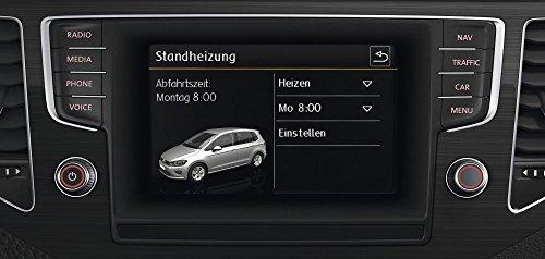 Original-Volkswagen-Nachrstsatz-Standheizung-mit-Klimabedienteil-VW-Golf-7-5G-Limousine-Variant-GTI-Alltrack-Sportsvan-Nachrstung-wie-ab-Werk-5G0054960-5G0054965
