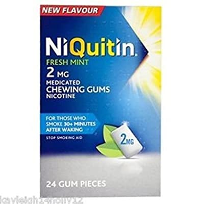 Niquitin CQ Chewing Gum 2mg