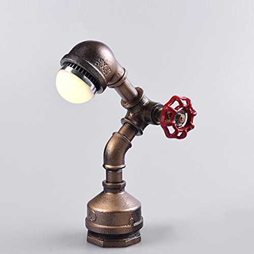 Amerikanische-landwirtschaftliche-Retro-Schreibtischlampe-Kreative-LED-Lampe-Sanitr-Rohre-Lampe-Industrie-Art-Eisen-Lampe