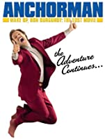 Anchorman: Wake-Up, Ron Burgundy: The Lost Movie [HD]