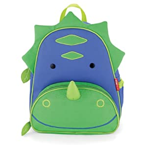 Skip Hop Zoo Dinosaur Pack Little Kid Backpack