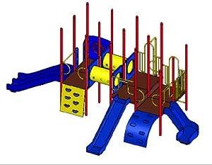 Sportsplay 15955 Playground System