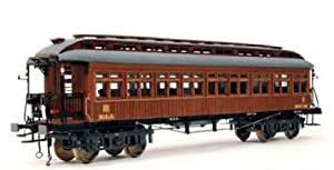 - Bausatz Eisenbahnwagon Coche Costa M.Z.A. by Occre: Toys & Games