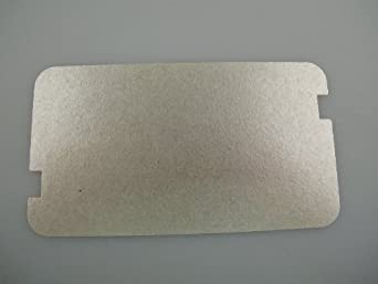 Sharp Microwave Wave Guide Cover Original Part PCOVPA309WRE0 Fits Various Models