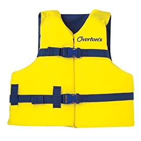 Overton's Youth Boating Vest