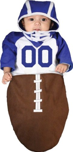 Football Touchdown Bunting Costume