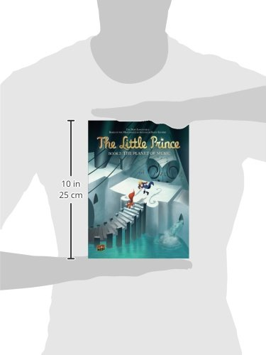 The Planet of Music (Little Prince (Paperback))