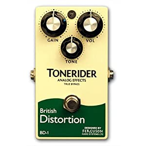 TONERIDER BD-1 British Disrortion