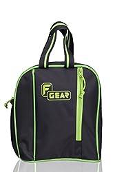 F Gear Gat Black Green Lunch bag