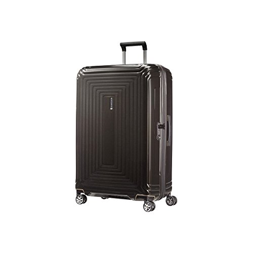 Samsonite Neopulse Spinner 4-Rollen Trolley 75 cm metallic black