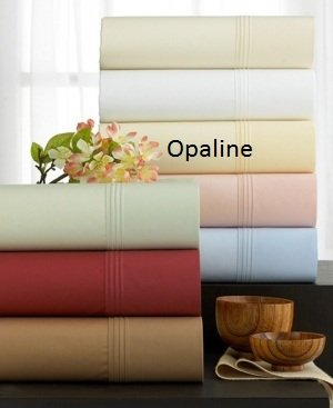 Ralph Lauren 400-TC Supima Cotton Opaline Full Size Flat Addison Sheet Deals