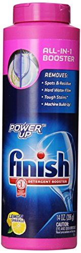 Finish Power Up Dishwasher Detergent Booster Agent (051700852727)