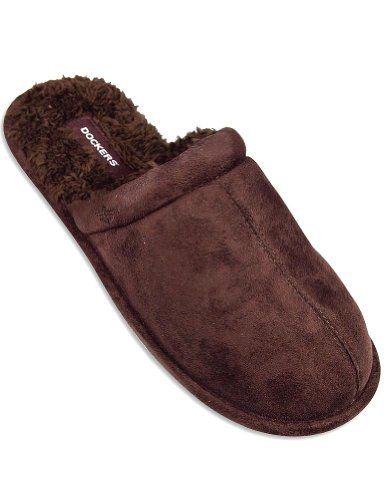Cheap Dockers – Mens Slipper, Brown 28713 (B0080IN6AU)