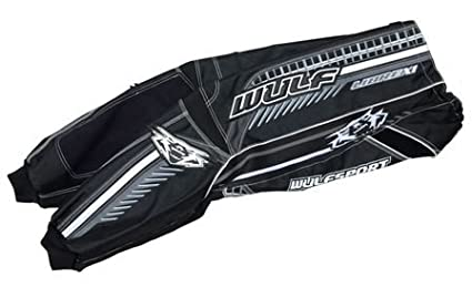 Wulf Sports Wulf - Libra X1 Race Pants Size 32 ( Black)