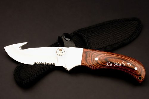 Ed Mahony Hunting Knife
