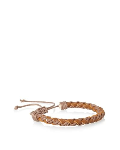 Publish Men's Flectcher Bracelet  [Brown]