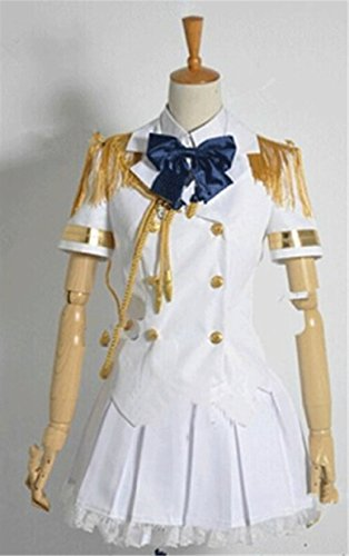 Vicwin-One Uta No Prince-sama Nanami Haruka Military Uniform Cosplay Costume