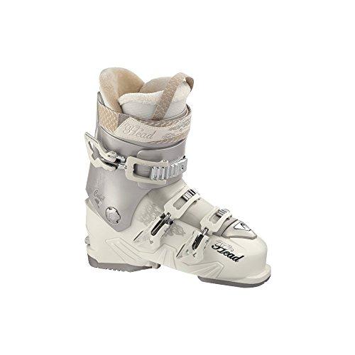 Head Damen Skischuhe, Silver, One Size, 602380-27.5