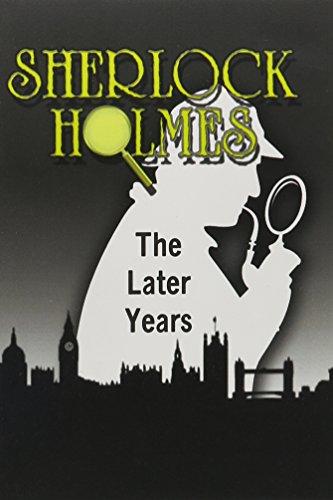DVD : Sherlock Holmes: The Later