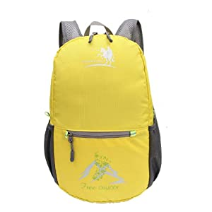 Buy Free Knight New Packable Handy Lightweight Travel Backpack Daypack by Free Knight