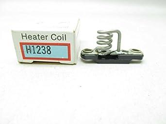New Cutler Hammer H1238 Overload Heater Element Motor
